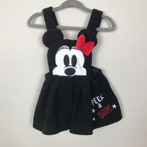 LIKE NEW DISNEY Minnie Mouse Costume Dress
